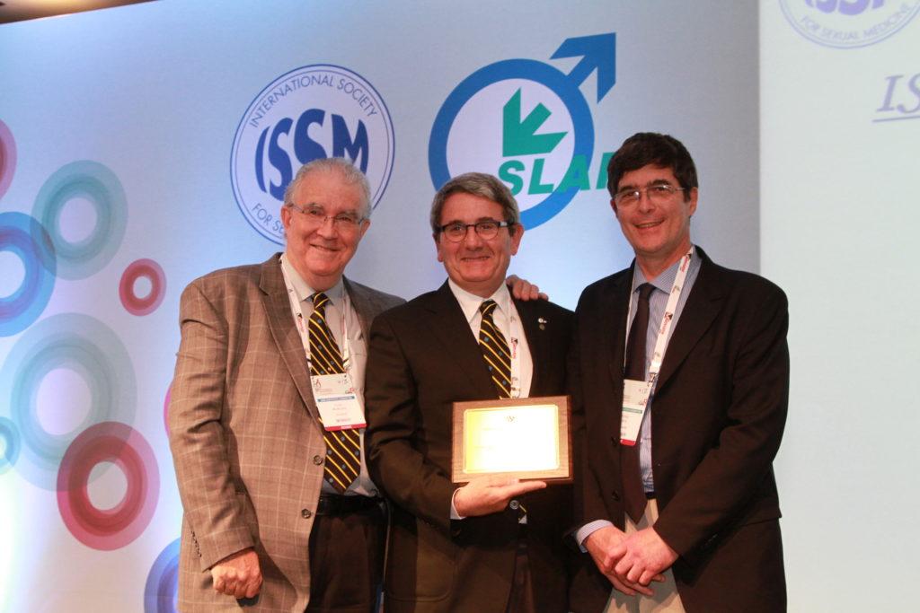 ISSM Distinguished Service Award