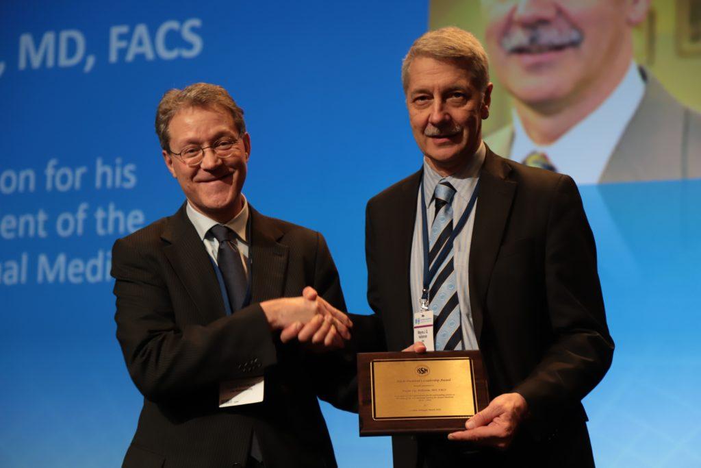 ISSM President's Leadership Award